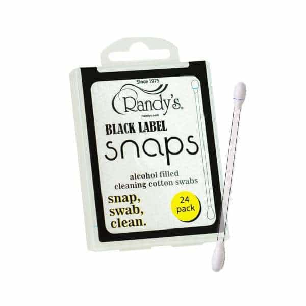 Randy's Black Label Snaps - 24ct/12ct Display