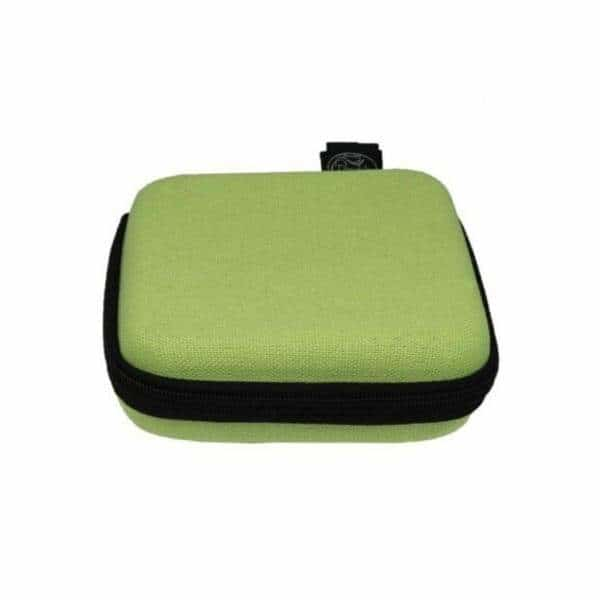 "Randy's Green Shield Case 6""x6"" 