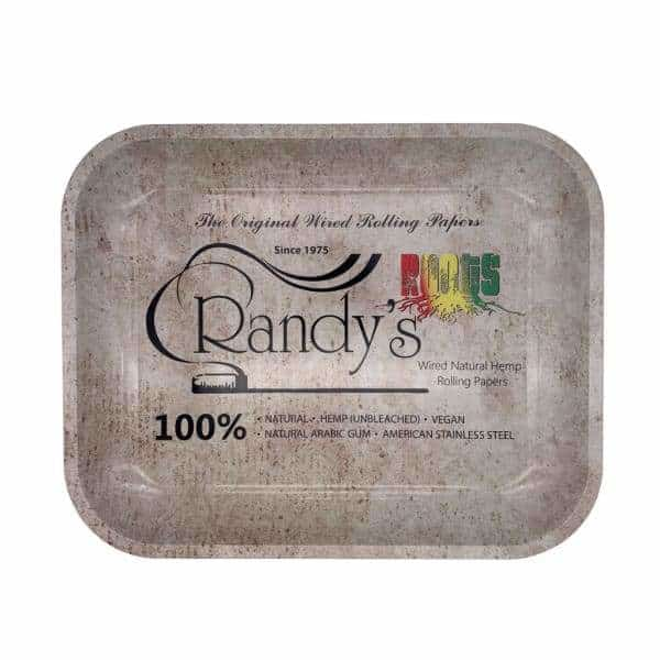 Randy's Roots Large Rolling Tray - BG Sales (4058561708114)