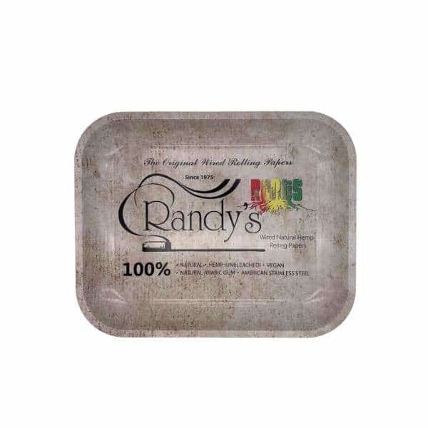 Randy's Roots Medium Rolling Tray | bg-sales-1.