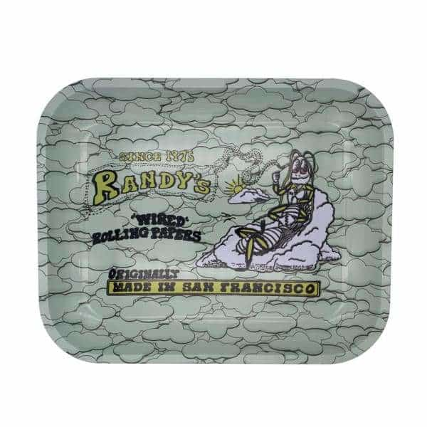 Randy's Vintage Large Rolling Tray - BG Sales (4060754804818)