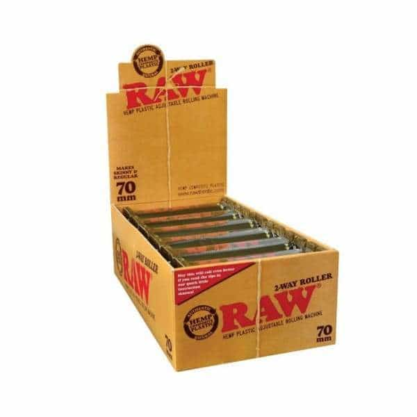 RAW 2-Way Hemp 70mm Plastic Roller | bg-sales-1.