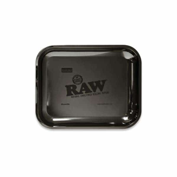RAW Black Gold Small Rolling Tray | bg-sales-1.