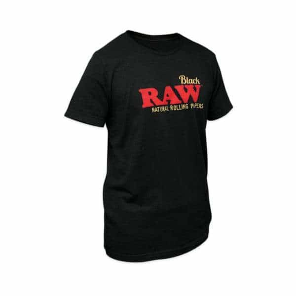 RAW Black - Taste Your Terps Tee - BG Sales (4396234309764)