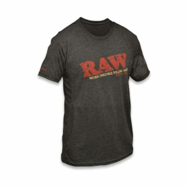 RAW Heather Gray Tee - BG Sales
