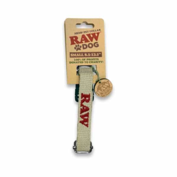 RAW Hemp Pet Collar - BG Sales
