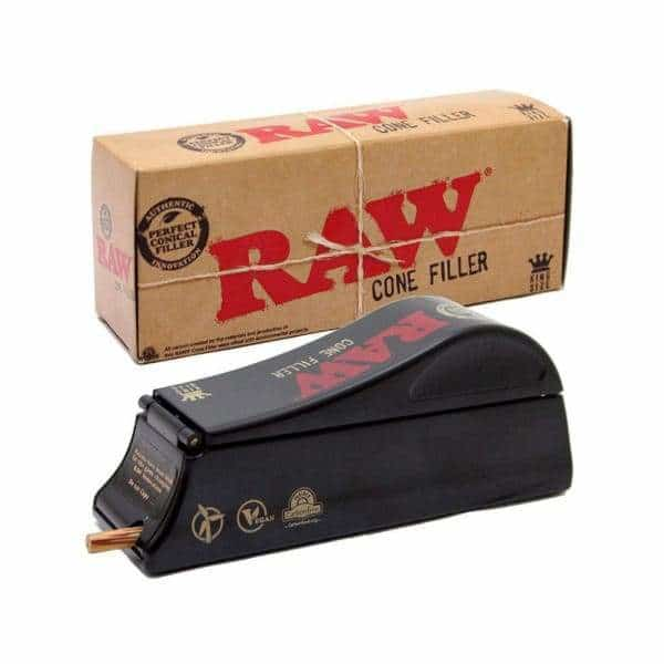 RAW Kingsize Cone Filler - BG Sales