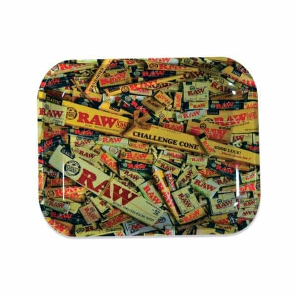 RAW Mix Large Rolling Tray | bg-sales-1.
