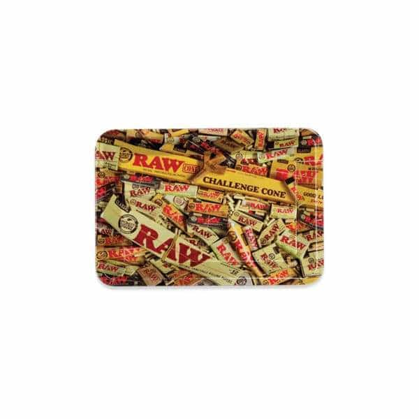 RAW Mix Mini Rolling Tray - BG Sales
