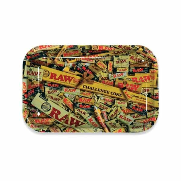 RAW Mix Small Rolling Tray