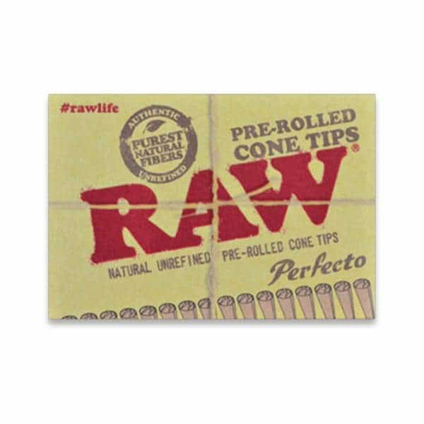 RAW Perfecto Pre-Rolled Cone Tips - BG Sales (4004203790418)