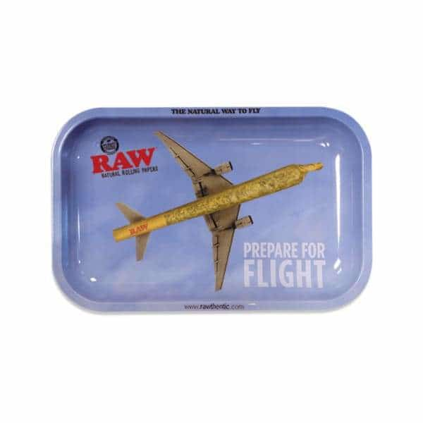 RAW Prepare Flight Small Rolling Tray | bg-sales-1.
