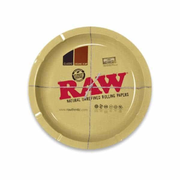 RAW Round Metal Rolling Tray | bg-sales-1.