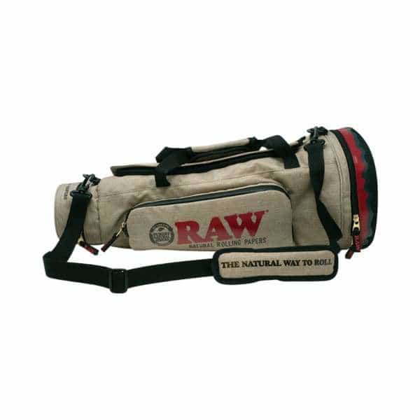 RAW Smell Proof Cone Duffel Bag - BG Sales