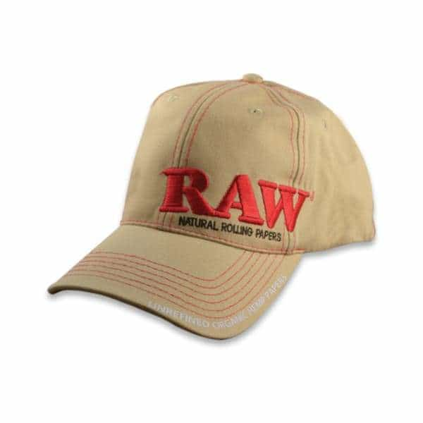 RAW Tan Promo Hat - BG Sales (4384506216580)
