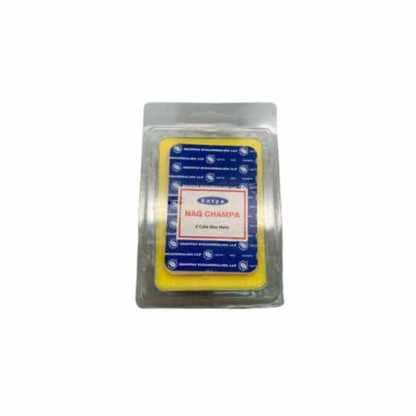 Satya Nag Champa Wax Melts - BG Sales (4334667694162)
