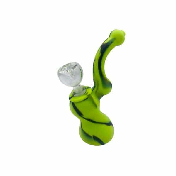 Silicone Bubbler Pipe - BG Sales (4169500622930)