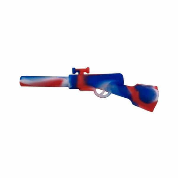 Silicone Shotgun Chillum Pipe - BG Sales