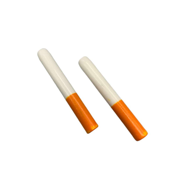 Small Porcelein Cigarette Pinch Hitter - BG Sales