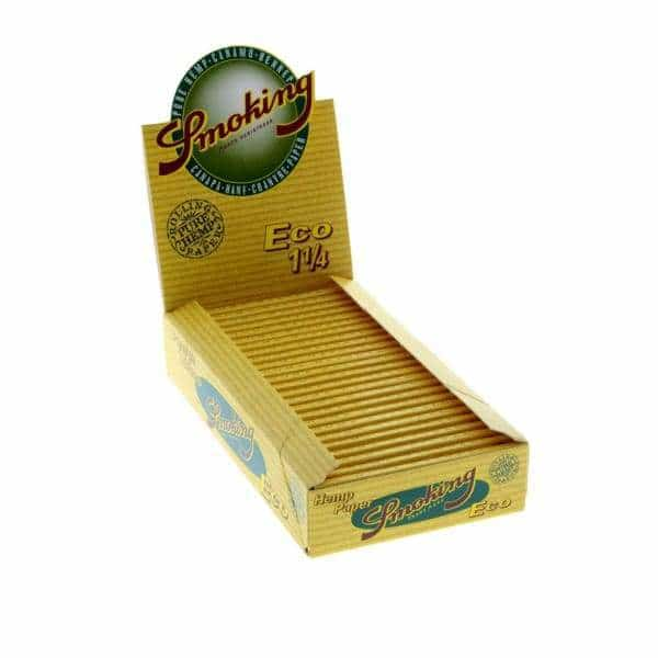 Smoking Brand Eco 1 1/4 Papers - BG Sales (4032684785746)