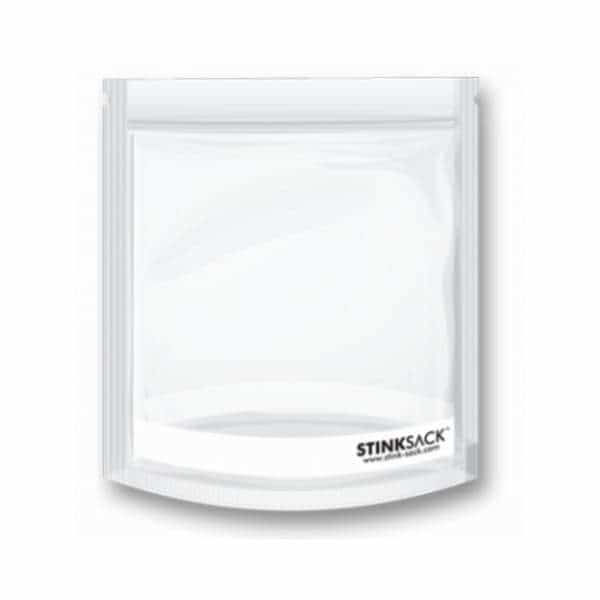 "Stink Sack 1 Gallon 10.5""x10.75"" Clear Bags"