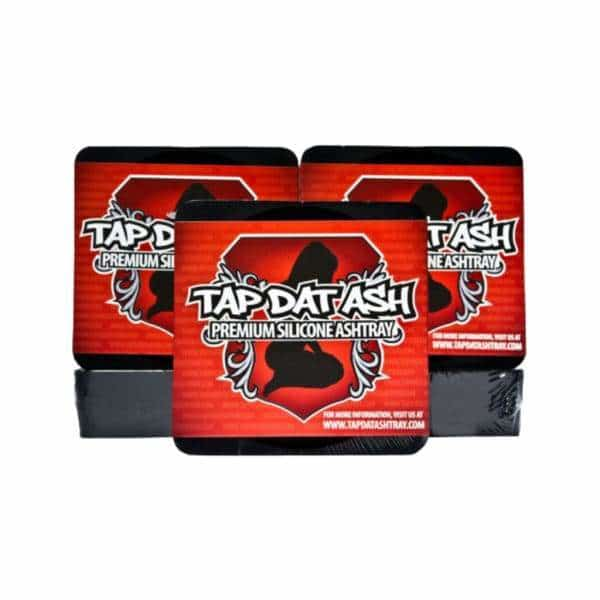 Tap Dat Ash Silicone Ashtray - BG Sales (4479384944772)