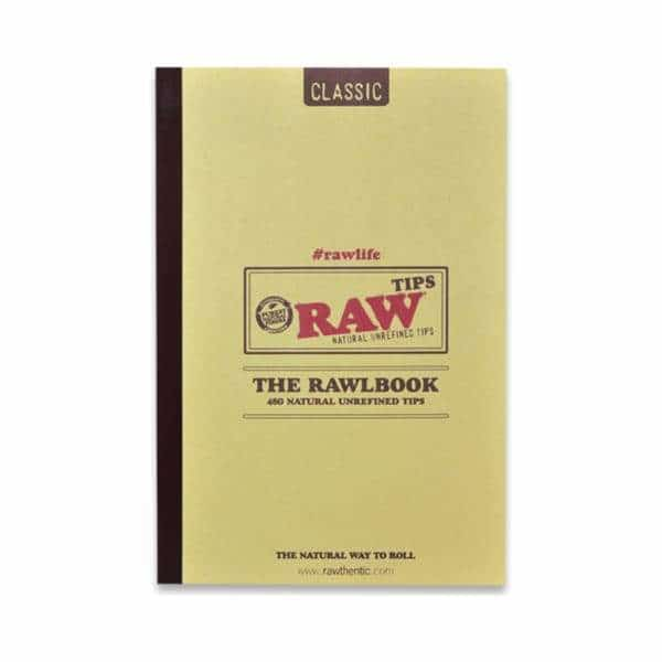 The Rawlbook 480ct tips - BG Sales (4457665396868)