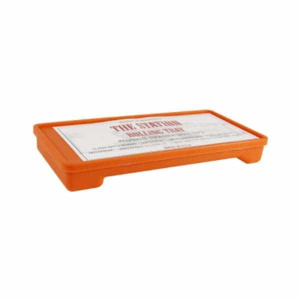 The Station Rolling Tray - Orange - BG Sales (4058392494162)