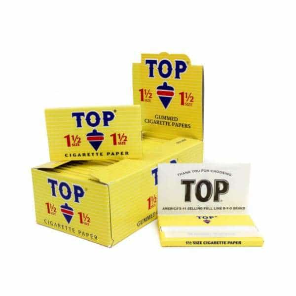 Tops 1 1/2 Rolling Papers | bg-sales-1.