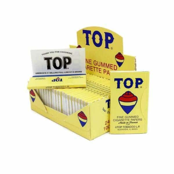 Tops Original Rolling Papers - BG Sales