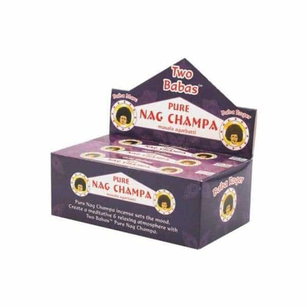 Two Babas Nag Champa Incense (15g) - BG Sales (4321311424594)