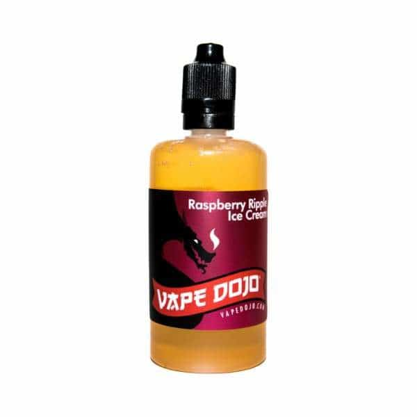 Vape Dojo Raspberry Ripple Ice Cream - 120ml - BG Sales (4399413461124)