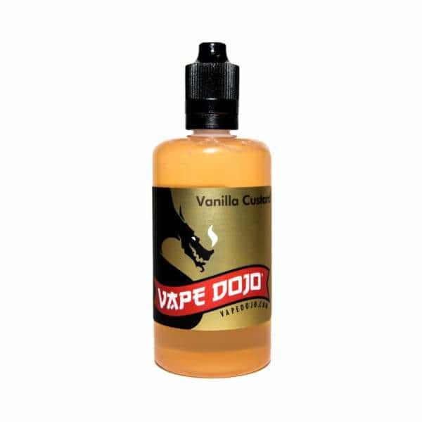 Vape Dojo Vanilla Custard - 120ml | bg-sales-1.
