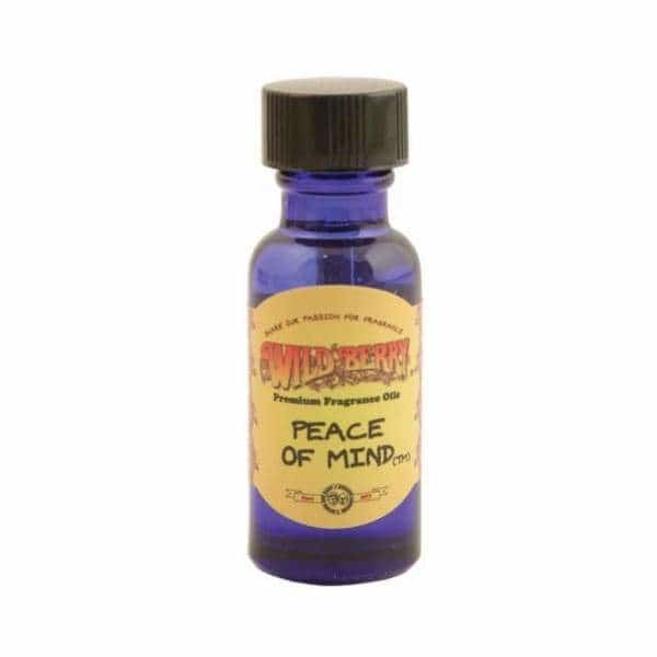 Wild Berry Peace of Mind Oil