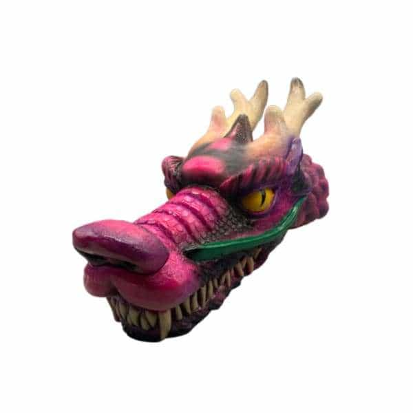 XL Dragon Head Smoker Incense Burner - BG Sales (4352415334532)