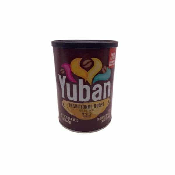 Yuban Coffee Stash Can - BG Sales (4268741951570)
