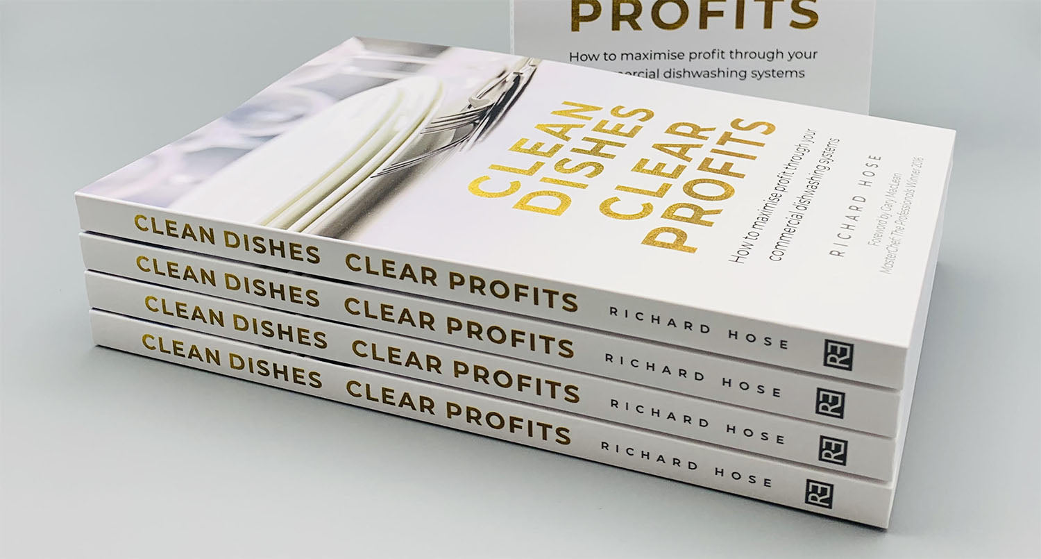 clean dishes clear profits book