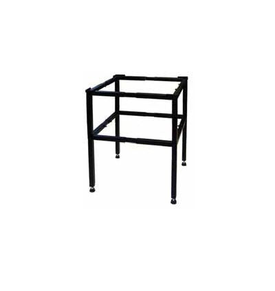 Adjustable Glass washer & Dishwasher Stand - Black (Powder Coated)