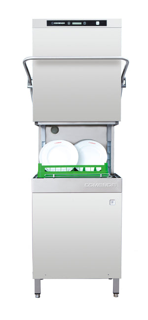 Comenda HC14R & HC14RA Pass Through Dishwasher