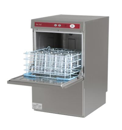 *Discontinued* Hobart BAR AID 400(s) Under Counter Cabinet Glass washer
