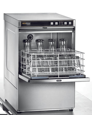Hobart Ecomax G404 & G404S Under Counter Cabinet Glass washer