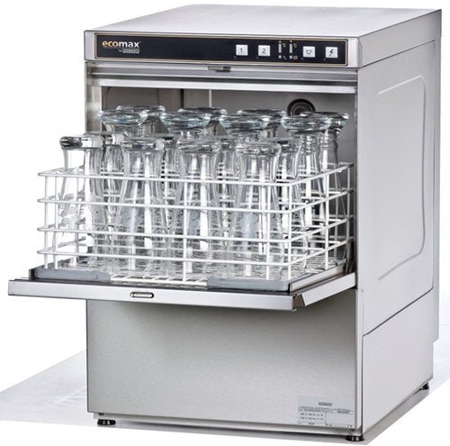 Hobart Ecomax G504 & G504S Under Counter Cabinet Glass Washer