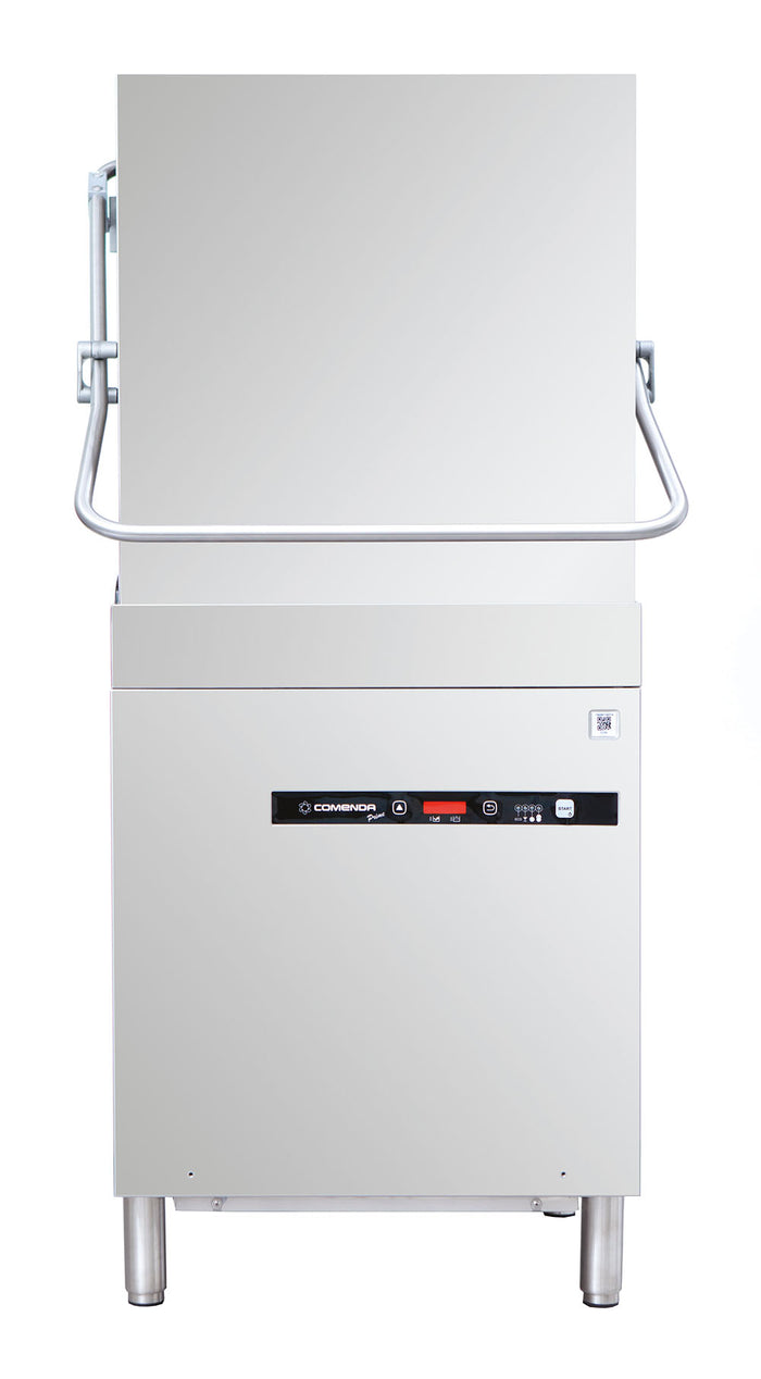 Comenda PC07R & PC07RA Hood Type Dishwasher
