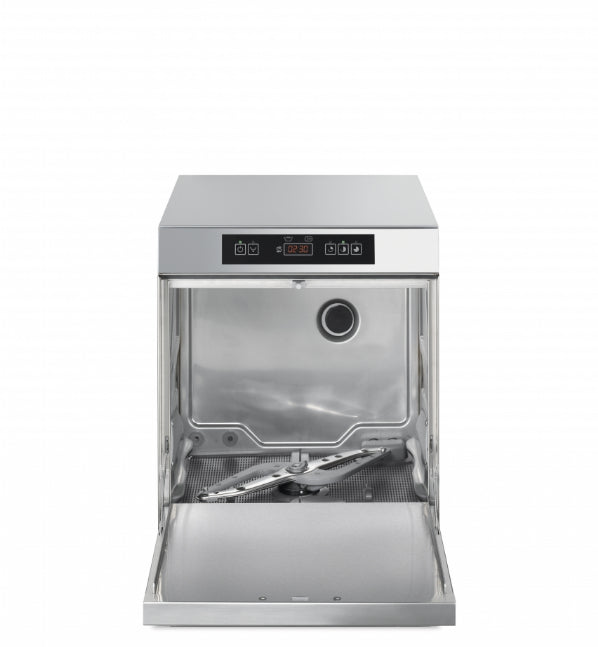 SMEG Ecoline UG405DUK & UG405DSUK Glass Washer 400mm basket