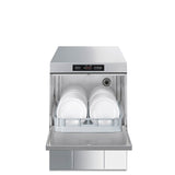 SMEG UD505D(S)UK Front loading Commercial Dishwasher