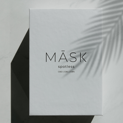 SPOTLESS - Blemishes & Oily Skin Soothing CBD Sheet Mask