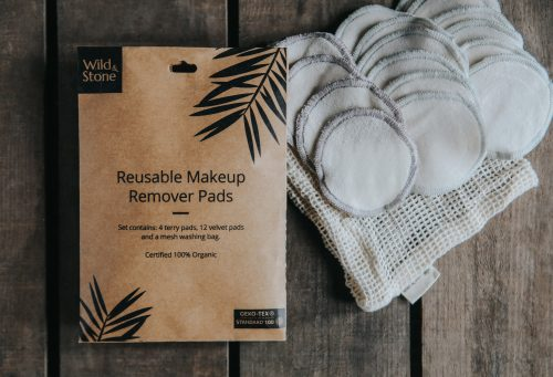 Reusable Makeup Remover Pads – Pack of 16