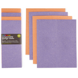 Compostable Sponge Cleaning Cloths – Rainbow Bright