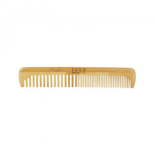 f.e.t.e | Narrow Toothed Bamboo Comb