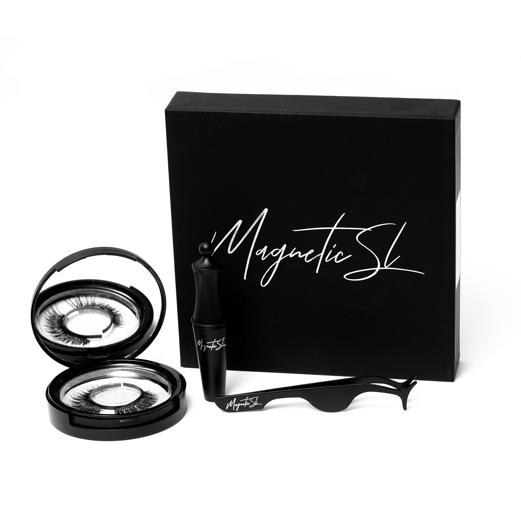 Magnetic SL - Eyeliner Kit (KOURTNEY)